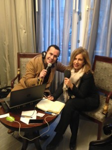 Programa desde el Hotel Westin Palace en Madrid