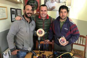 PROGRAMA DE RADIO DESDE LA QUESERÍA AZKARRA EN GALARRETA